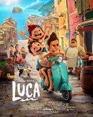 Luca - Brazilian Movie Poster (xs thumbnail)