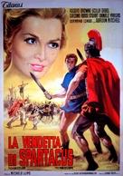 La vendetta di Spartacus - Italian Movie Poster (xs thumbnail)