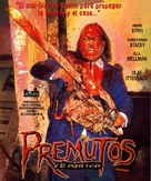 Premutos - Der gefallene Engel - Spanish Movie Poster (xs thumbnail)