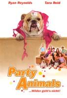 Van Wilder - German DVD movie cover (xs thumbnail)