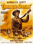 Comanche Station - French Movie Poster (xs thumbnail)
