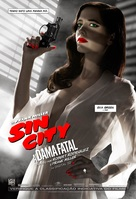 Sin City: A Dame to Kill For - Brazilian Movie Cover (xs thumbnail)