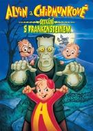 Alvin and the Chipmunks Meet Frankenstein - Czech DVD movie cover (xs thumbnail)