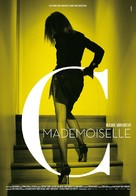 Mademoiselle C - Spanish Movie Poster (xs thumbnail)