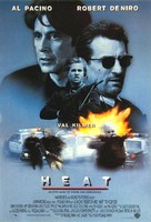 Heat - Movie Poster (xs thumbnail)