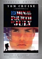 Born on the Fourth of July - DVD cover (xs thumbnail)