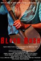 Blood Rush - Movie Poster (xs thumbnail)