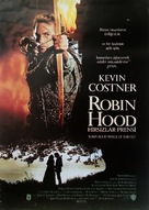 Robin Hood - Turkish Movie Poster (xs thumbnail)