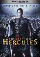 The Legend of Hercules - DVD cover (xs thumbnail)