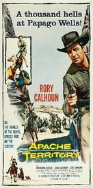 Apache Territory - Movie Poster (xs thumbnail)