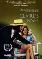 Le genou de Claire - DVD cover (xs thumbnail)