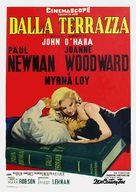 From the Terrace - Italian Movie Poster (xs thumbnail)