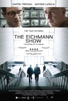 The Eichmann Show - British Movie Poster (xs thumbnail)
