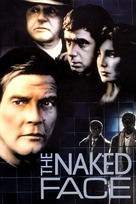 The Naked Face - DVD cover (xs thumbnail)