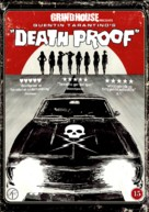 Grindhouse - Danish DVD cover (xs thumbnail)
