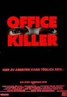 Office Killer - German Movie Poster (xs thumbnail)