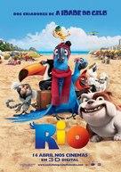 Rio - Portuguese Movie Poster (xs thumbnail)
