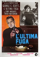The Last Run - Italian Movie Poster (xs thumbnail)
