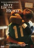 Mitt liv som hund - Swedish DVD movie cover (xs thumbnail)