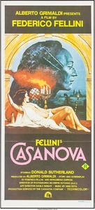 Il Casanova di Federico Fellini - Movie Poster (xs thumbnail)