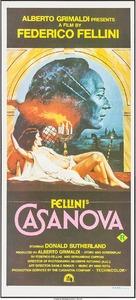 Il Casanova di Federico Fellini - Movie Poster (xs thumbnail)