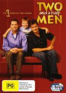 """Two and a Half Men"" - Australian DVD movie cover (xs thumbnail)"