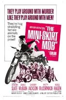 The Mini-Skirt Mob - Movie Poster (xs thumbnail)