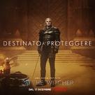"""The Witcher"" - Italian Movie Poster (xs thumbnail)"