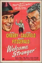 Welcome Stranger - Movie Poster (xs thumbnail)
