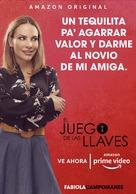 """""""El Juego de las Llaves"""" - Mexican Movie Poster (xs thumbnail)"""