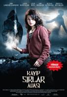 De fortabte sjæles ø - Turkish Movie Poster (xs thumbnail)