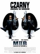 Men in Black II - Polish Movie Poster (xs thumbnail)
