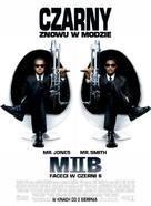Men In Black II - Polish Movie Poster (xs thumbnail)