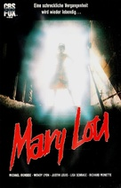 Hello Mary Lou: Prom Night II - German VHS cover (xs thumbnail)