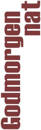 Buongiorno, notte - Danish Logo (xs thumbnail)