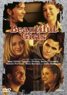 Beautiful Girls - German Movie Cover (xs thumbnail)