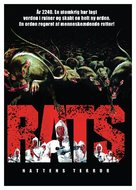 Rats - Notte di terrore - Danish Movie Poster (xs thumbnail)