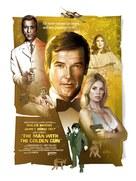 The Man With The Golden Gun - poster (xs thumbnail)