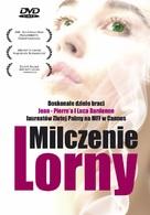 Le silence de Lorna - Polish Movie Cover (xs thumbnail)