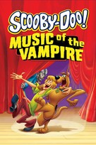 Scooby Doo! Music of the Vampire - Movie Cover (xs thumbnail)