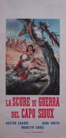 The Lawless Eighties - Italian Movie Poster (xs thumbnail)