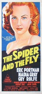 The Spider and the Fly - Australian Movie Poster (xs thumbnail)