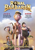 Ronal Barbaren - Danish DVD cover (xs thumbnail)