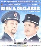 Rien à déclarer - Belgian Movie Poster (xs thumbnail)