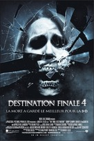 The Final Destination - Swiss Movie Poster (xs thumbnail)