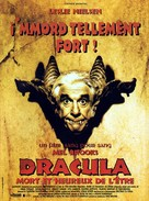 Dracula: Dead and Loving It - French Movie Poster (xs thumbnail)