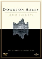 """Downton Abbey"" - DVD cover (xs thumbnail)"