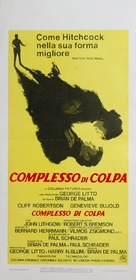 Obsession - Italian Movie Poster (xs thumbnail)