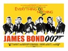 Everything or Nothing: The Untold Story of 007 - British Movie Poster (xs thumbnail)