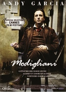 Modigliani - Dutch poster (xs thumbnail)